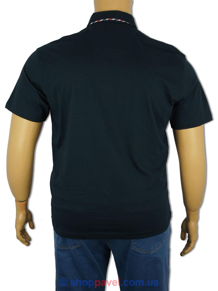 acc0c92c3f9 Тенниска мужская Tony Montana PS-1008 В батал 100% хлопок - Магазин мужской  одежды