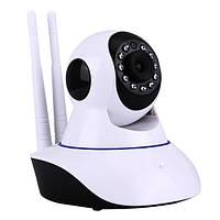 Цифровая IP камера V380-Q5T HD, Wi-Fi, управление через сматрфон