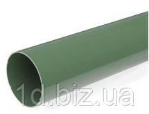 Труба водосточной системы Бриза (Bryza) 90 мм зеленый