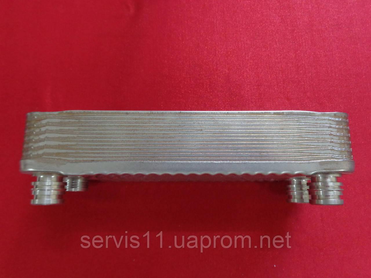 Теплообменник ГВС Vaillant Turbomax Plus Pro/Plus