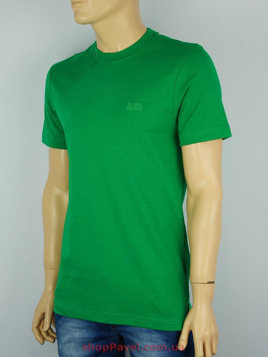 Футболка мужская реплика B ER-018 зеленого цвета