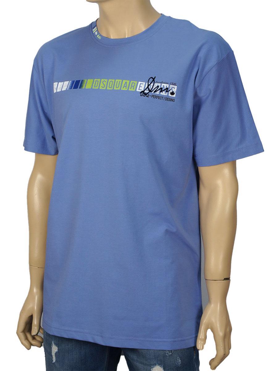 Турецкая мужская футболка PC-1345