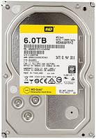 HDD 6TB 7200 SATA3 3.5 WD Gold WD6002FRYZ