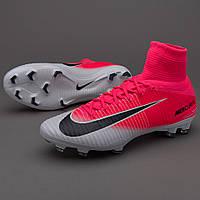 Бутсы футбольные муж. Nike Mercurial Superfly V FG (арт. 831940-602), фото 1