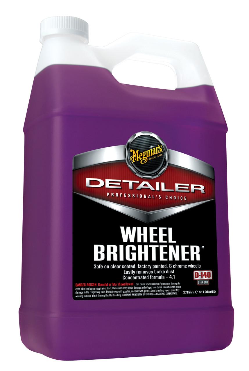 Концентрат для чистки колесных дисков - Meguiar's Detailer Wheel Brightener 3,78 л. (D14001)
