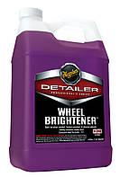 Meguiar's D140 Wheel Brightener Средство для чистки колесных дисков, 3,78 л