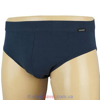 Синие мужские плавки Cornette 080