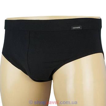 Черные мужские плавки Cornette 080