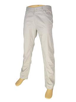 Хлопковые мужские джинсы Mirac M:2262 P.N.294 в бежевом цвете