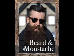 Борода и усы MORGANS
