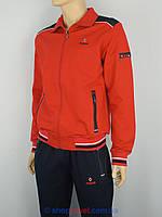 Молодежный мужской спортивный костюм Fabiani 14KE3E3770 Н Red