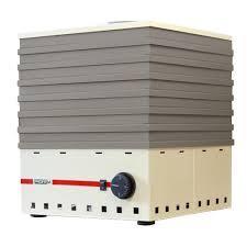 Электрическая сушилка металлическая для фруктов и овощей Profit M ( Профит М ) ЕСП - 1 820 Вт, объём 35 литров