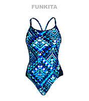 Женский сдельный купальник Funkita Speed Boxer FS11