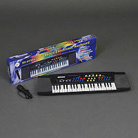 Орган HY 3738 S (48/2) с микрофоном, 2 динамика, на батарейке, в коробке