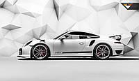 Боковые накладки порогов TechArt  для Porsche 991 Turbo (997.504.463.00)