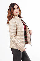 Куртка женская стеганная большие размеры