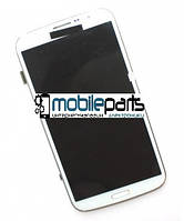 Дисплей (Модуль) + Сенсор (Тачскрин) для Samsung I9200 Galaxy Mega 6.3 | I9205 Galaxy Mega 6.3 (Белый)