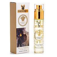 Женский мини-парфюм с феромонами 45 мл Versace Eros Pour Femme