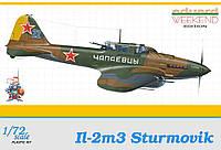 IL-2m3 Sturmovik 1/72 EDUARD 7410
