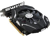 MSI GeForce® GTX 1050 2Gb OC GDDR5 128-Bit PCIe 3.0 - игровая видеокарта