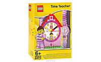Обучающий набор Часы для девочек LEGO