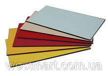 Алюминиевые композитные панели ECOBOND Limited белый 3мм