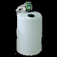 СТАНЦИИ ДОЗИРОВАНИЯ D100660 Станция постоянного дозирования производительностью 0,1 - 1,0 л/час (антискалант) Объем емкости, л/ Расходомер = 60 л / -
