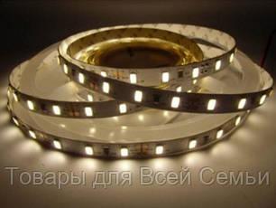 Светодиодная лента 12v 5630 60led/m IP20 white,high lumen, фото 2