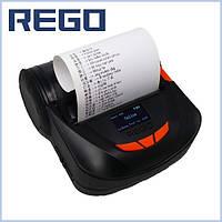 Мобильный принтер этикеток и чеков RG-MLP80A