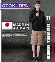 Мужская японская куртка бомбер Kiro Tokao