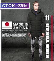 Мужская японская куртка на зиму Киро Токао