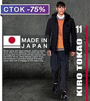 Куртка зимняя мужская из Японии Kiro Tokao