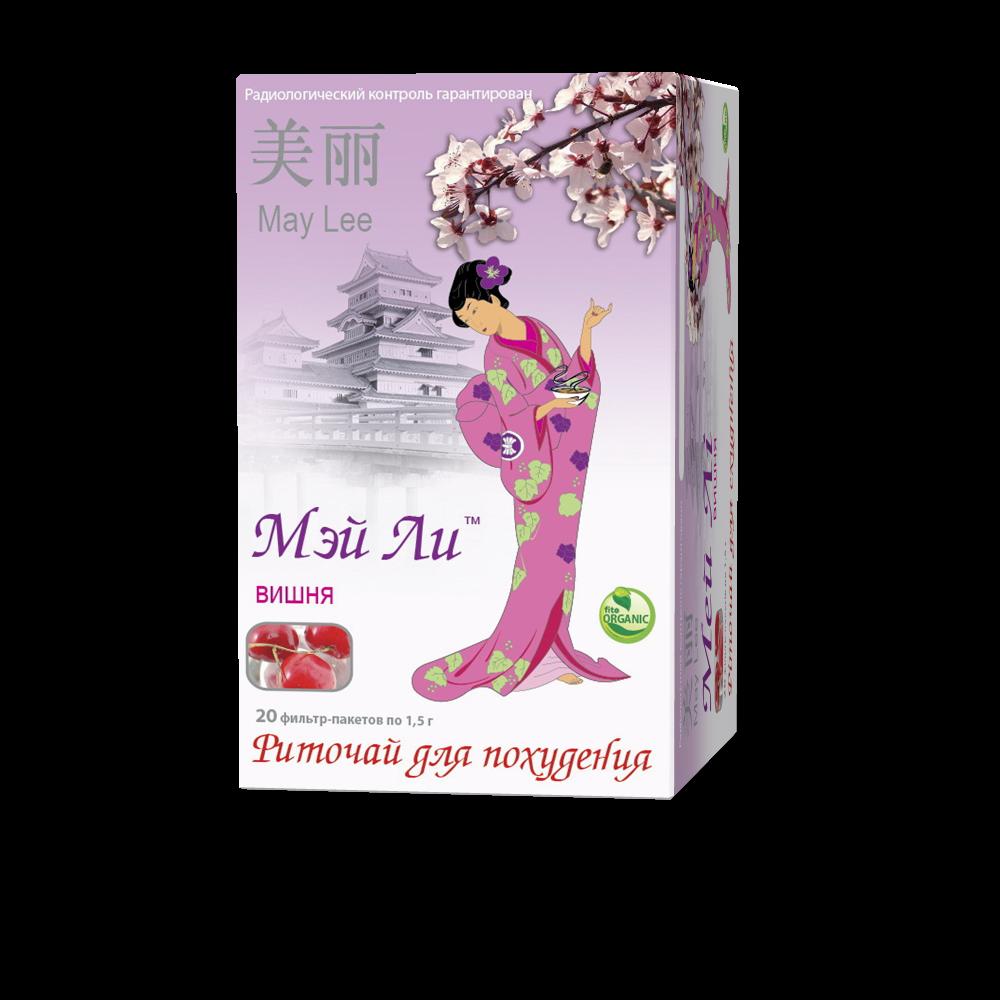 Фіточай «МЕЙ ЧИ ВИШНЯ» чай для схуднення