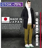 Японская стильная куртка на зиму Kiro Tokao