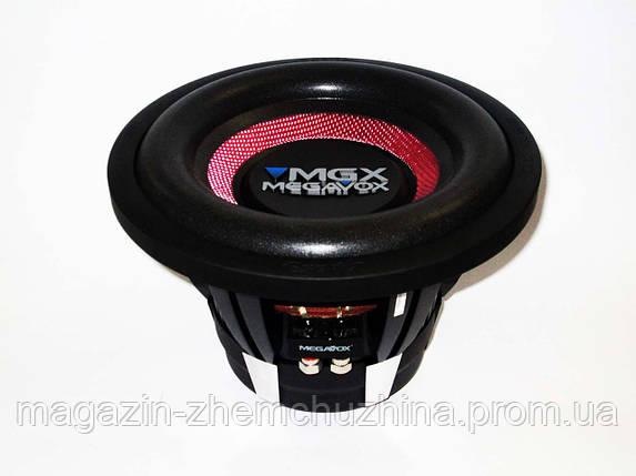 "Сабвуфер MEGAVOX MX10TRS 1200W 10"", фото 2"