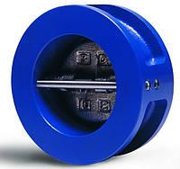 Клапан обратный межфланцевый подпружиненый СV-25 Ду 125