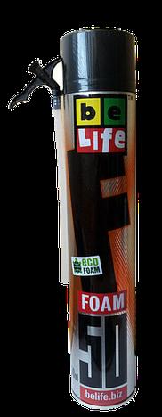 Пена монтажная Билайф (Belife) 750 мл всесезонная (выход 60 л) (бытовая)