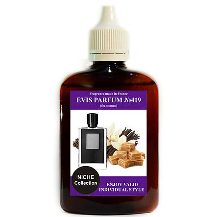 Наливная парфюмерия ТМ EVIS. №419  (тип запаха LOVE)  Реплика, фото 2