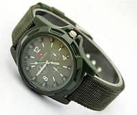 Мужские часы Swiss Army (Зеленый)
