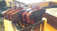 Тормозные колодки передние SHAFER SB21463 6001547911; 7701208265