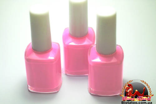 """Клей-краска для Био-тату """"Розовый"""""""