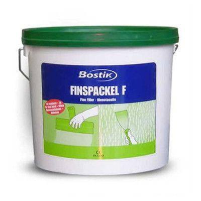 Шпаклевка финишная под покраску Бостик Финшпакел Ф (Bostik Finspackel F) готовая (10 л)