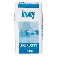 Гипсовая шпаклевка для стыков Кнауф Унифлотт (Knauf Uniflott) (5 кг)
