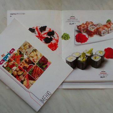 Печать меню, фото 2