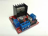 Модуль драйвера двигателей L298N для Arduino