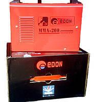 Сварочный инвертор Edon MMA MINI-200 в кейсе