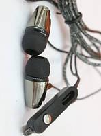 Наушники вакуумные ZLC-001, проводные наушники!Опт