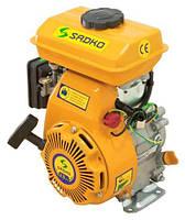 Двигатель Sadko GE-100 (шпонка, вал 15мм)