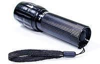 Карманный фонарь bl-8400, светодиодный police, 5000w, металлический корпус, оптическая линза, 3*ааа