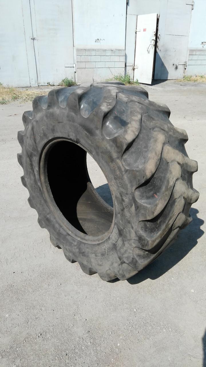 Шина б/у 440/70R24 (17.5LR24) Michelin ХМ37